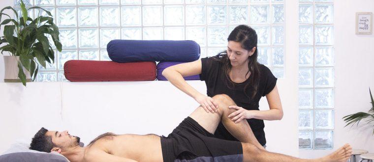 כאבי ברכיים- כאב בקדמת הברך